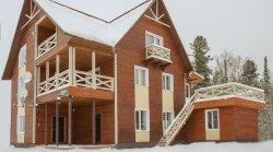 Шале на Кедровой: описание, фото, цены